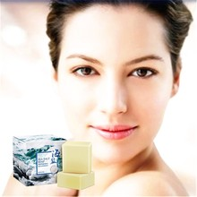 Hot Selling Sea Salt Handmade Soap Hyaluronic Yogurt Nutrition Repair Skin Oil Control and Prevention of Acarid