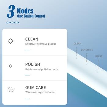 Электрическая зубная щетка Mornwell T27 3