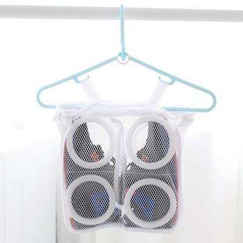Worek na pranie Organizer na buty torba na buty siatkowe buty do prania torby na suche buty Organizer do domu przenośne torby na pranie tanie i dobre opinie CN (pochodzenie)