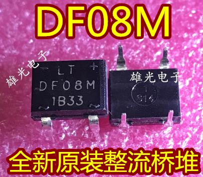 1.5A 50V BRIDGE RECTIFIER 4DIP DF005M By FAIRCHILD SEMICONDUCTOR