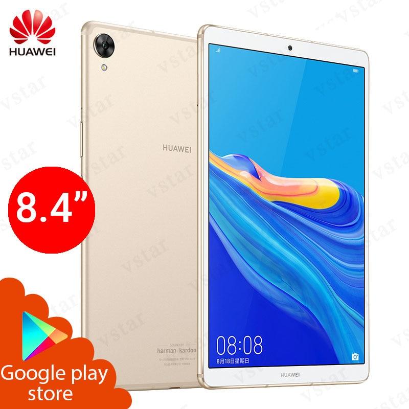 Huawei mediapad m6 8.4 polegada mediapad m6 pro jogo tablet pc kirin 980 octa núcleo android 9.0 gpu turbo google play