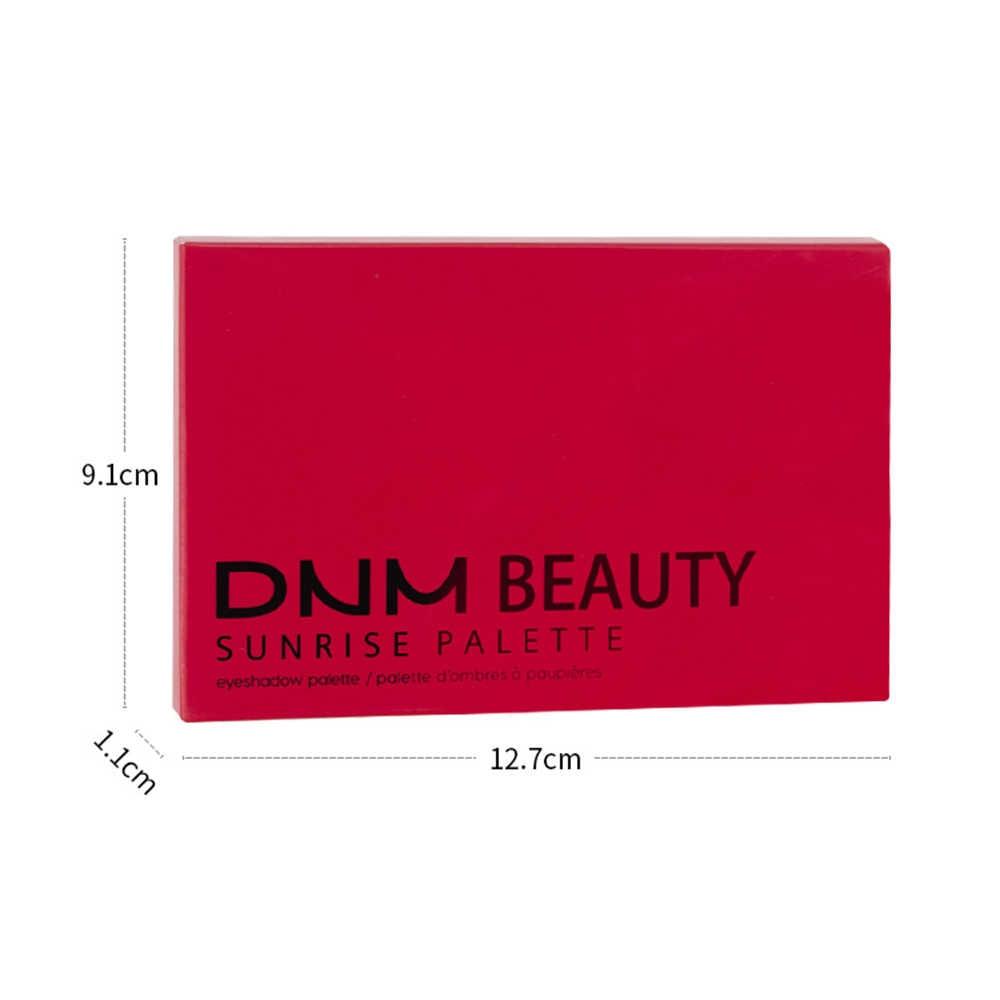 DNM 15 Kleuren Naakt Oogschaduw Waterproof Langdurige Matte Shimmer Glitter Oogschaduw Poeder Beauty Palette Make-Up Kit