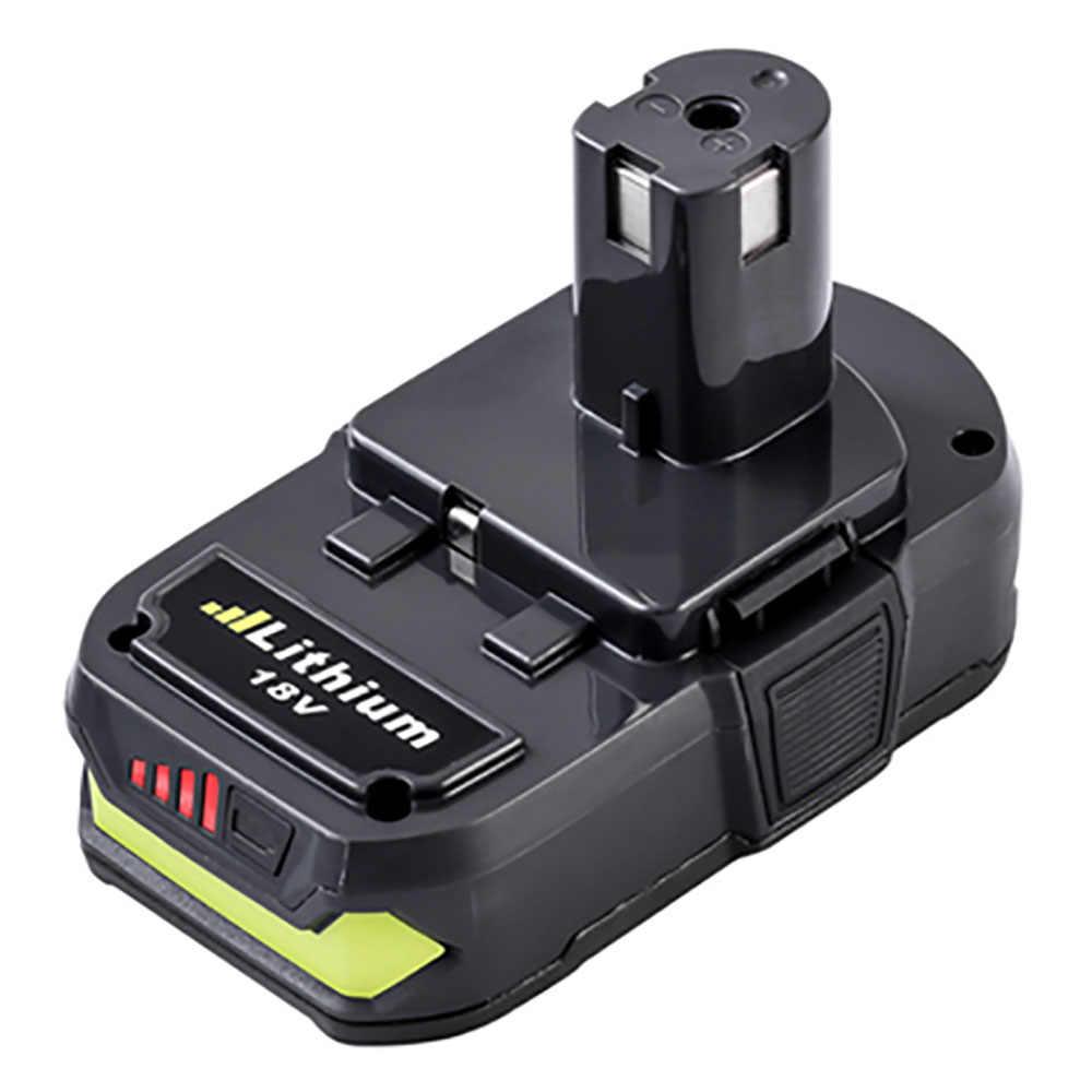Portable Stable PCB Battery Circuit Board Box Set Part for RYOBI 18V//P103//P108