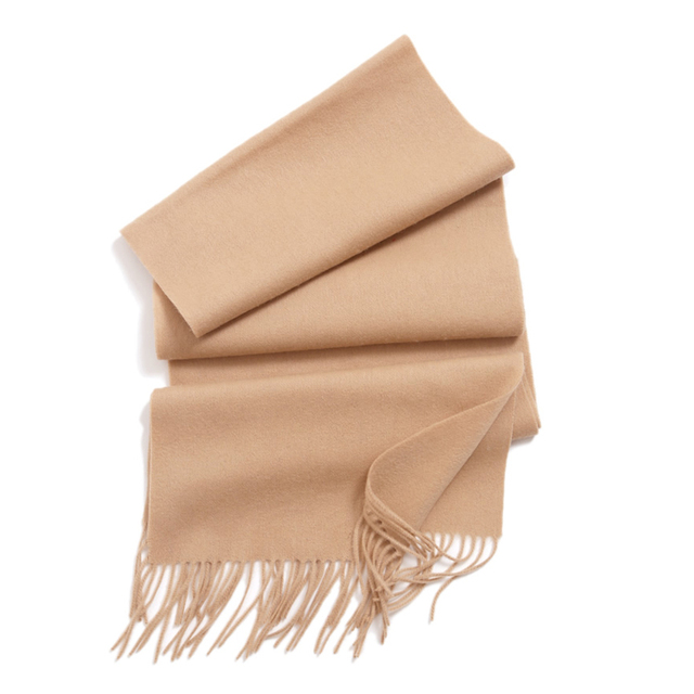 Solidlove 100% Wool Winter Scarf Women Scarves Adult Solid  Luxury Autumn Fashion Designer Scarf  Poncho Scarfs for Ladies Wrap 6