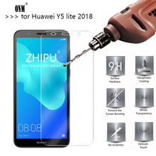 25 Pcs Tempered Glass For Huawei Y5 lite 2018 Screen Protector Protective Film