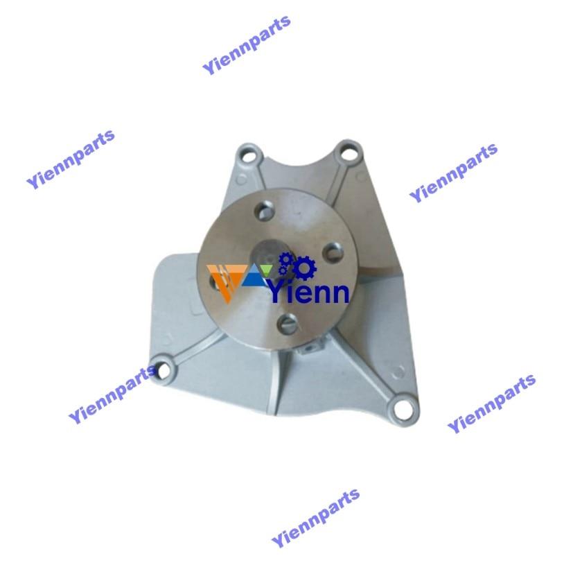 4M40 Water Pump For Mitsubishi Backhoe 308BSR 308BCR 307B-TUN 307B 307C 308BSR-TUN 308BCR-TUN Diesel Engine 4M40-E1