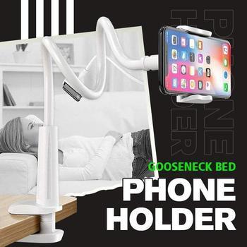 Uchwyt na telefon gęsiej szyi leniwy elastyczny uchwyt do montażu mobilny aparat telefoniczny Selfie stojak Monopod wsparcie zdjęcie zdalnego sterowania tanie i dobre opinie CN (pochodzenie)