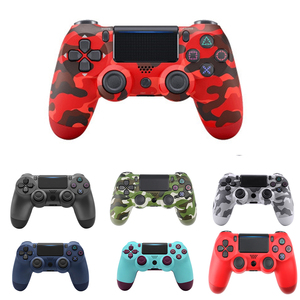 Wireless Bluetooth Joystick For Sony PS4 Controller Gamepad For Dualshock 4 Game Console For PS3 PC Vibration Controllers mando