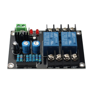 Image 2 - GHXAMP UPC1237  2.0 Speaker Protection Board Songle Dual Channel 300W*2 AC/DC 12 18V