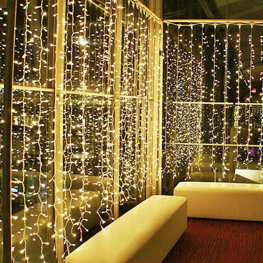 livre jardim natal estrelado solar estrela de fadas guirlanda luz