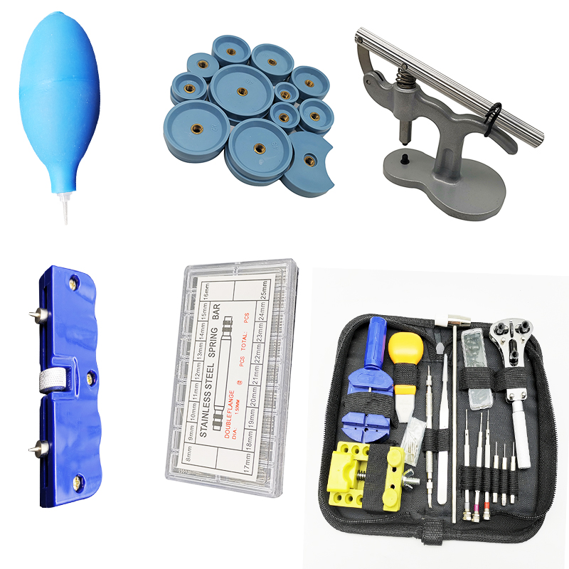 watch case opening tool hand press  Replace Battery Opener Belt Remover  Rear Cover Install capper molder gland mold