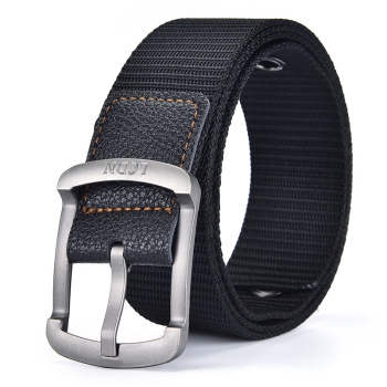 Canvas Belts Men New For Casual Male Luxury Waistband High Quality Pin Buckle Military Jeans Outdoor Ceintures