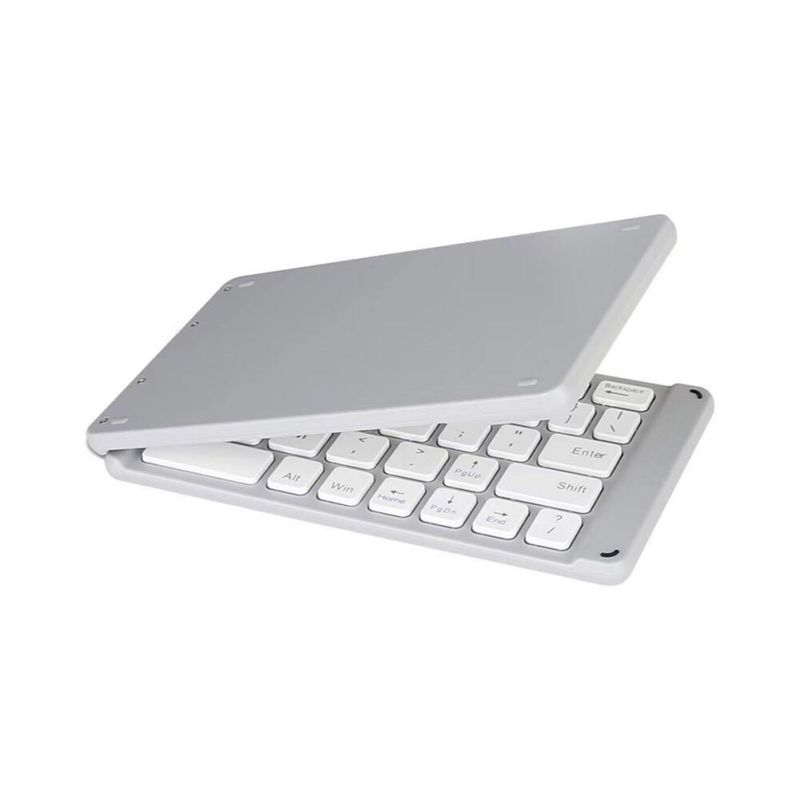 Portable Foldable Keyboard Wireless Bluebooth Keypad 67 Keys For PC Laptop Tbalet Smartphone|Keyboards| |  - title=