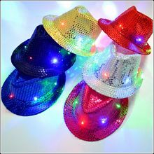 Унисекс многоцветный светодиодный мигающий светильник модные