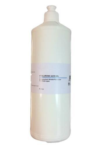 Pure Hyaluronic Acid Anti-Ageing RF HIFU LED Gel Wrinkle Plump Lift Filler 250ml