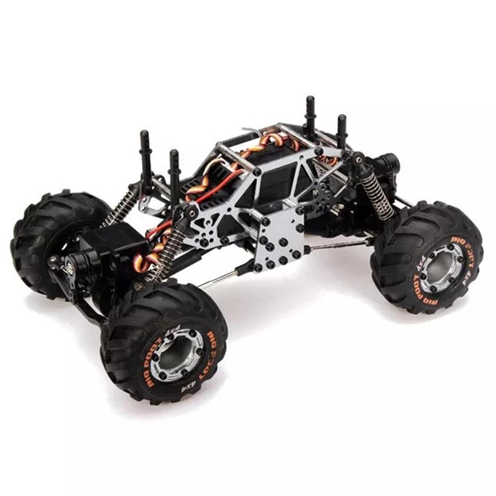 None HBX 2098B 1/24 4WD Mini RC Car Crawler Metal Chassis For Kids Toy Grownups