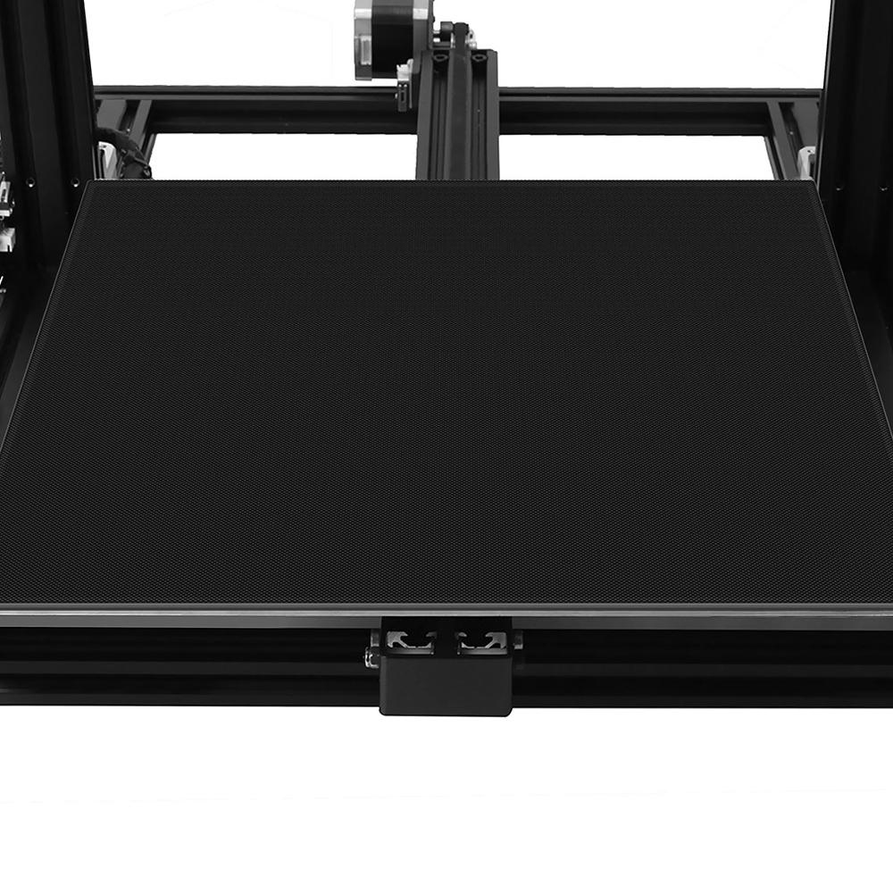 Ultrabase heated bed square 자기 접착 성 표면 유리 플레이트 220/235/310 3d 프린터 용 4mm Ender-3 mk2/3 hot bed sticker image