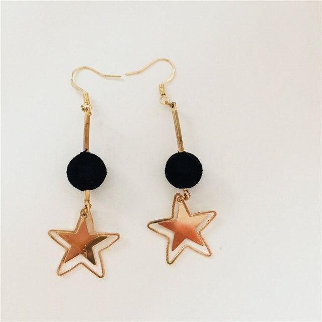 New Fashion Jewelry Personality Temperament Crystal Tassel Bride Earrings Long Earrings For Women Statement Earrings 1
