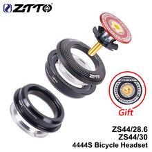 ZTTO MTB yol bisikleti direksiyon kolonu kulaklık 44mm 1-1/8