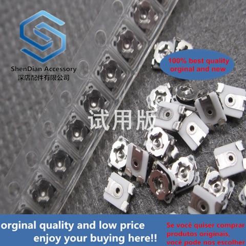 50pcs 100% Orginal New Variable Resistor 3.3K VG037CHXT Adjustable Resistor 3.3K SMD Volume 3 3