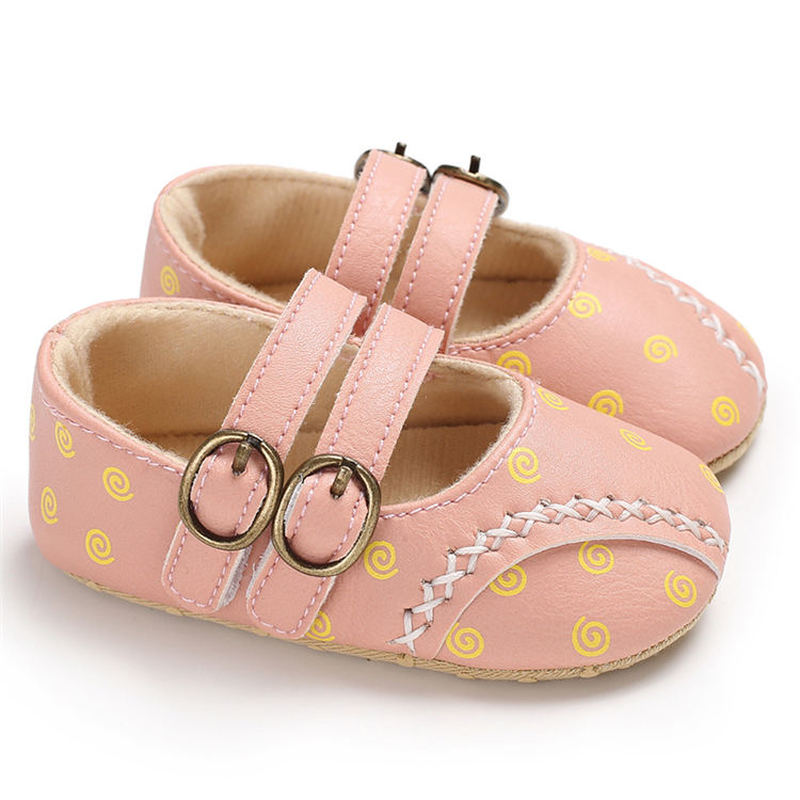 Baby Shoes First-Walkers Anti-Slip Toddler Newborn Girls Infant Boys Unisex Sole Soft
