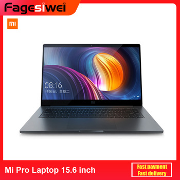 2019 Xiaomi Mi Pro Laptop 15.6 inch Windows 10 Notebook i5-8250U Quad Core 8GB RAM 256GB SSD GeForce MX250 PC