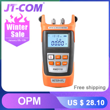 2 In1 Fiber optical power meter -70 + 3dBm and 15m