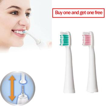 1 sztuk głowica szczoteczki do zębów wymiana średnie włosie do Lansung głowica elektrycznej szczoteczki do zębów głowica szczoteczki do zębów pielęgnacja zębów tanie i dobre opinie pink green Szczoteczki do zębów głowy CN (pochodzenie) Z tworzywa sztucznego 2 pCS Dorosłych