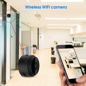 Image 4 - ミニwifiカメラ1080 720pワイヤレスipカメラ小型マイクロカムモーション検出ナイトビジョンホームモニターセキュリティビデオカメラ