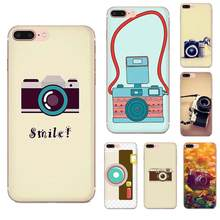 Painted Phone Case For Huawei Honor 4C 5A 5C 5X 6 6A 6X 7 7A 7C 7X 8 8C 8S 9 10 10i 20 20i Lite Pro Camera(China)