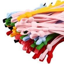 50/100 шт 5 мм Регулируемая Маска Эластичная лента шнур с пряжкой Эластичная Маска ушной шнурки наушник веревка