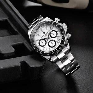 Image 4 - Pagani Ontwerp 2020 Nieuwe Mannen Horloges Quartz Bedrijvengids Horloge Heren Horloges Top Brand Luxe Horloge Mannen Chronograph VK63 Reloj hombre