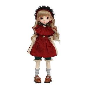 Image 5 - OUENEIFS BJD SD בובת מוט 1/6 דגם תינוק בנות בני בובת צעצועים לילדים חברים הפתעה מתנה עבור בני בנות