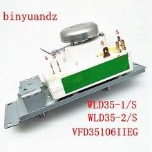 Novo quente WLD35 1/s microondas forno temporizador = WLD35 2/s wld35 WLD35 1 wld35 relé de tempo