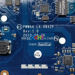 Image 5 - K000111440 PWWAA LA 6842P HM55 DDR3 for Toshiba C660 Notebook Laptop Motherboard Mainboard Tested