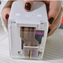 Smartlife Exclusive Printer Cube(Mbrush)-The World's Smallest Mobile Color Printer Logo Print Cool Gadget for Designers