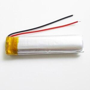 Image 3 - Lotto 5 pcs EHAO 801350 3.7V 500mAh Ai Polimeri di Litio LiPo Celle Della Batteria Ricaricabile Per Mp3 bluetooth GPS PSP altoparlante Registratore