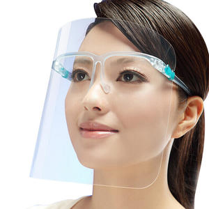 Grease-Protector Face-Cover Kitchen-Gadgets Clear Facial Transparent Adults Anti-Fog