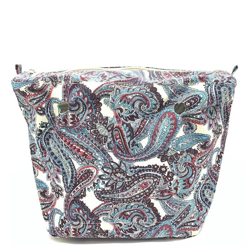 MLHJ Obag New Classic Inner Bag Waterproof  Zipper Pocket For Obag 2020