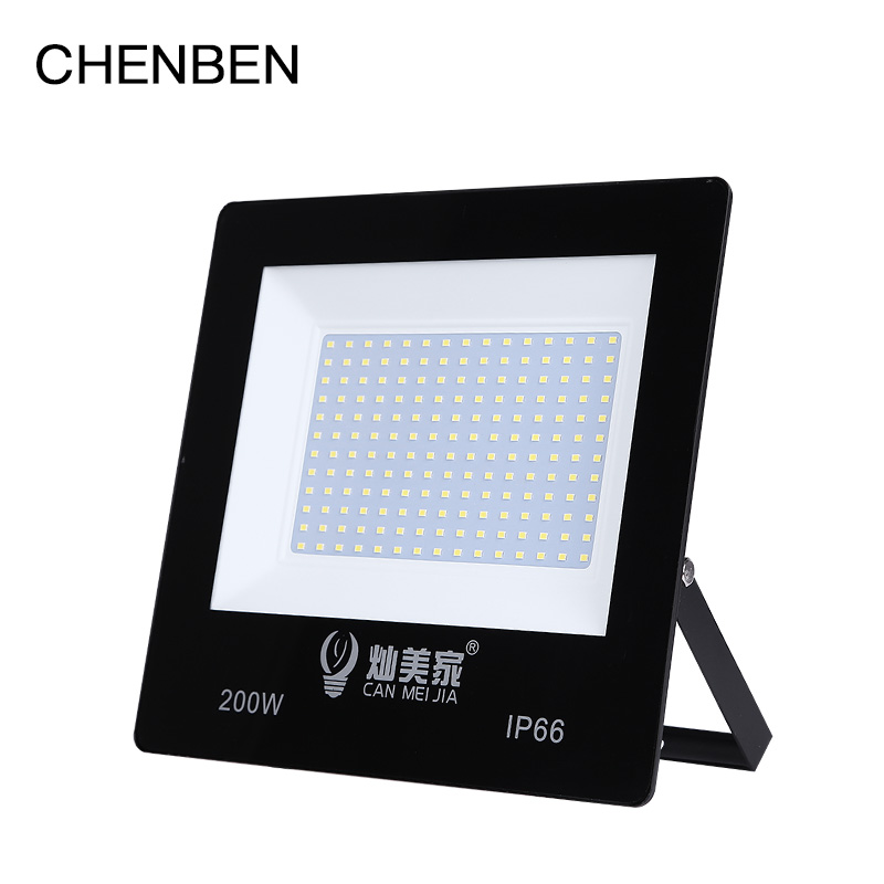 LED Flood Light Floodlight Reflector Led Projector Outdoor White Garden Lamp IP66 Waterproof Spot Light LED Spotlight
