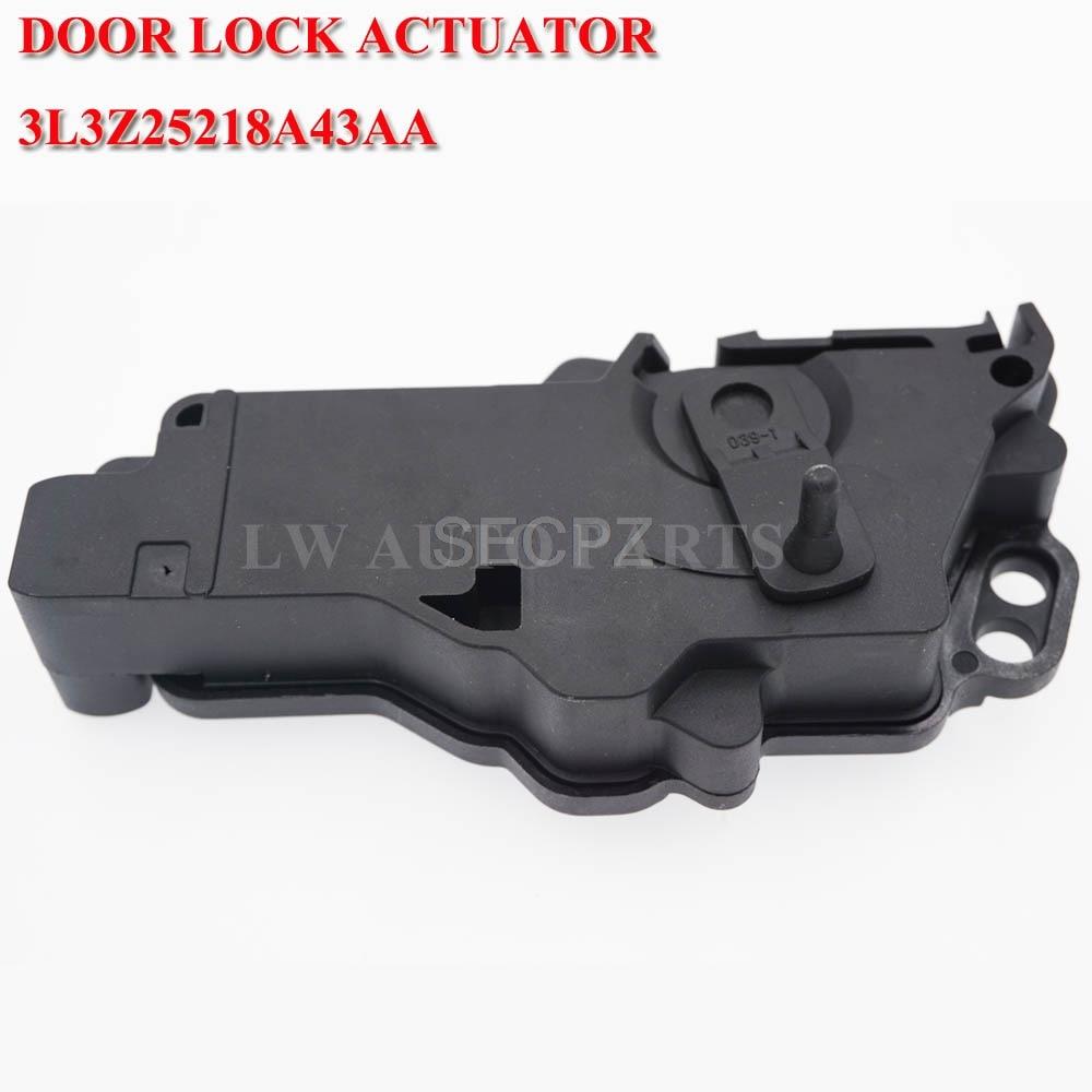 746 148 6l3z25218a43aa 3l3z25218a43aa Front Rear Left Central Door Lock Actuator For Ford Explorer F150 Truck Mustang Mercury Locks Hardware Aliexpress