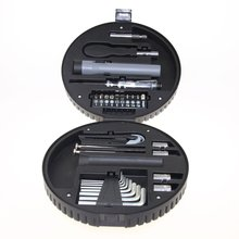 29 Pcs Home Tire-shaped Tool Set Toolbox Hardware Hand Tools Kit Wrench Screwdriver Hammer Toolbox Set Toolkit