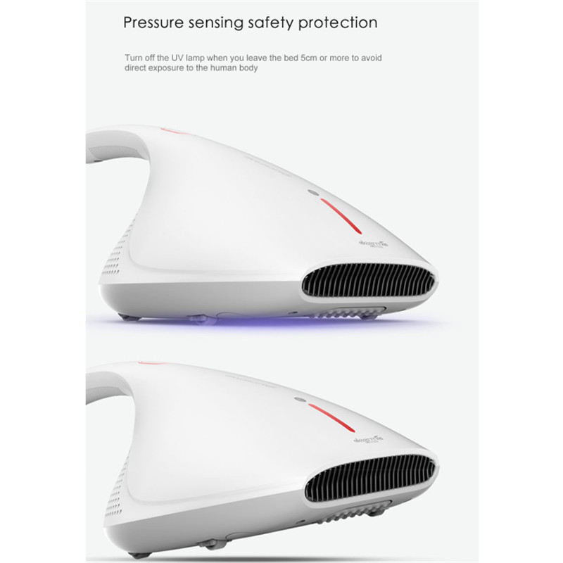 DEERMA Electric Anti Dust Mites Remover UV-C Vacuum Cleaner with 13000 PA Suction Power for Pillow mattresses and Sofa 3