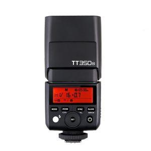 Image 2 - Godox TT350N 2.4 جرام HSS 1/8000s i TTL GN36 فلاش كاميرا Speedlite + X1T N الزناد الارسال لنيكون SLR كاميرا رقمية
