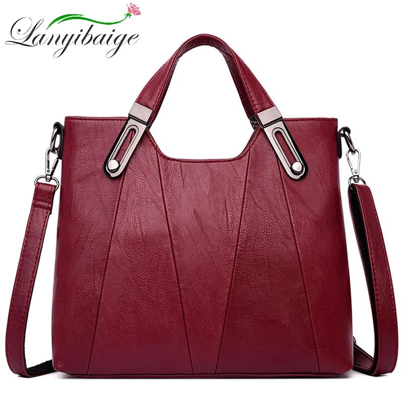 Women's Shoulder Bags Famous Brand Luxury Handbags Women Bags Designer High Quality Crossbody Bags Ladies Leather Tote Handbags