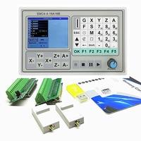 Cnc 4 eixos breakout placa carving sistema de controle da máquina de gravura do cartão controle smc4-4-16a16b
