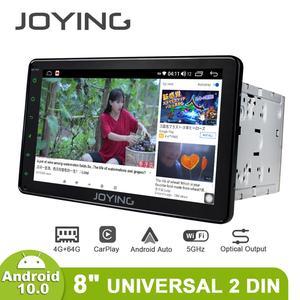 Image 2 - Android 10.0 head unit car radio GPS Navigation 4GB RAM universal 1280*720 2 din autoradio video RDS DSP 4G multimedia BT HD DSP