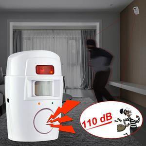 Wireless Home Security Burglar