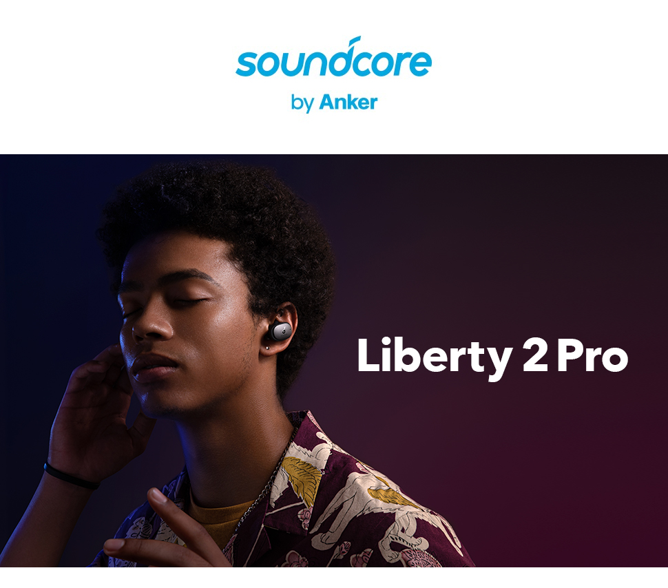nker Soundcore Liberty 2 Pro TWS Bluetooth True Wireless Earphones 5