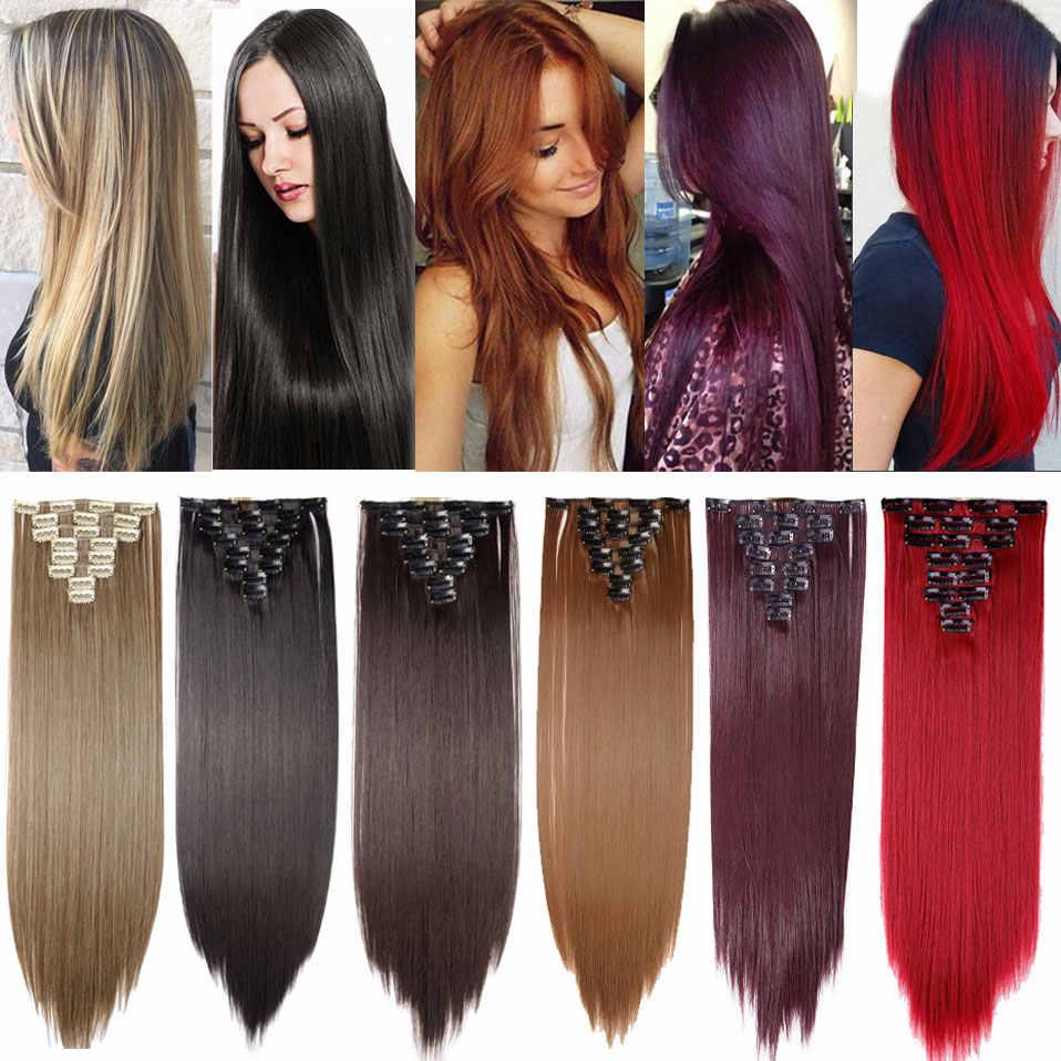 Long Hair Extensions 103